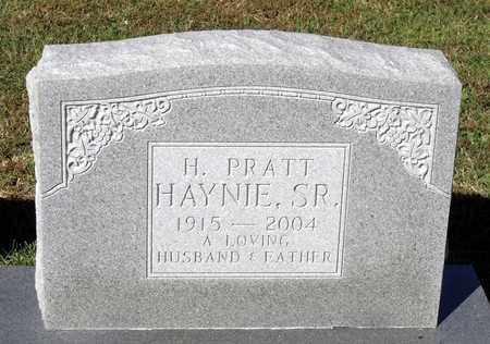 HAYNIE, HOWARD PRATT SR. - Northumberland County, Virginia | HOWARD PRATT SR. HAYNIE - Virginia Gravestone Photos