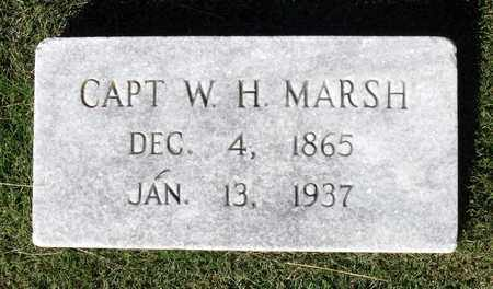 MARSH, WILLIAM H. - Northumberland County, Virginia   WILLIAM H. MARSH - Virginia Gravestone Photos