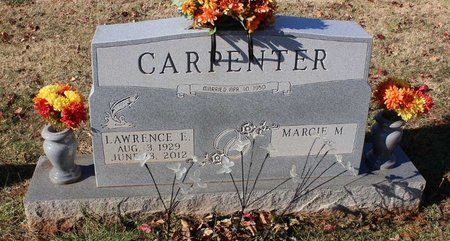 CARPENTER, LAWRENCE E. - Orange County, Virginia | LAWRENCE E. CARPENTER - Virginia Gravestone Photos