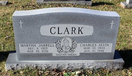 JARRELL CLARK, MARTHA - Orange County, Virginia | MARTHA JARRELL CLARK - Virginia Gravestone Photos