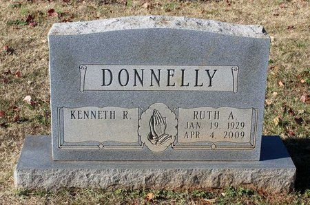 DONNELLY, RUTH A. - Orange County, Virginia | RUTH A. DONNELLY - Virginia Gravestone Photos