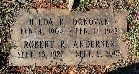 ANDERSEN, ROBERT R. - Orange County, Virginia | ROBERT R. ANDERSEN - Virginia Gravestone Photos