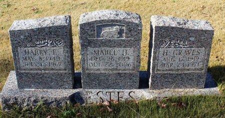 ESTES, HARRY E. - Orange County, Virginia | HARRY E. ESTES - Virginia Gravestone Photos