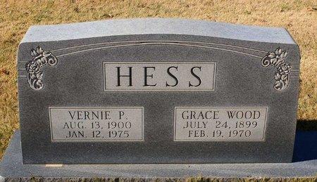 HESS, GRACE - Orange County, Virginia | GRACE HESS - Virginia Gravestone Photos