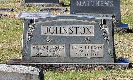 HUDSON JOHNSTON, EULA - Orange County, Virginia | EULA HUDSON JOHNSTON - Virginia Gravestone Photos
