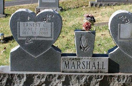 MARSHALL, ERNEST C. - Orange County, Virginia | ERNEST C. MARSHALL - Virginia Gravestone Photos
