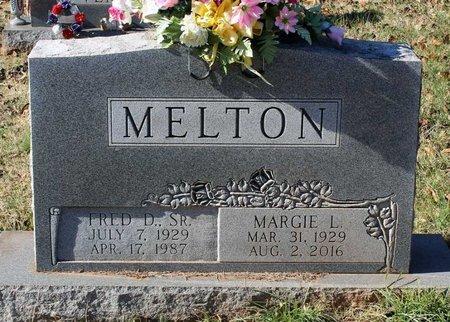MELTON, MARGIE L. - Orange County, Virginia | MARGIE L. MELTON - Virginia Gravestone Photos