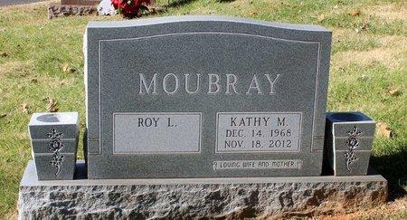 MOUBRAY, KATHY M. - Orange County, Virginia | KATHY M. MOUBRAY - Virginia Gravestone Photos