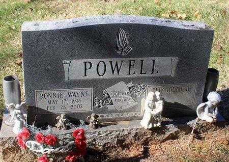 POWELL, RONNIE WAYNE - Orange County, Virginia | RONNIE WAYNE POWELL - Virginia Gravestone Photos
