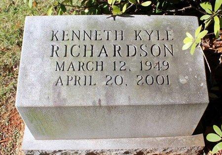 RICHARDSON, KENNETH KYLE - Orange County, Virginia | KENNETH KYLE RICHARDSON - Virginia Gravestone Photos