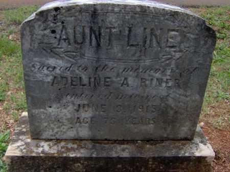 RINER, ADELINE A. - Orange County, Virginia | ADELINE A. RINER - Virginia Gravestone Photos