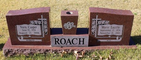 ROACH, VURN CASPER - Orange County, Virginia | VURN CASPER ROACH - Virginia Gravestone Photos