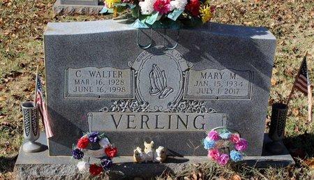 VERLING, CLARENCE WALTER - Orange County, Virginia   CLARENCE WALTER VERLING - Virginia Gravestone Photos