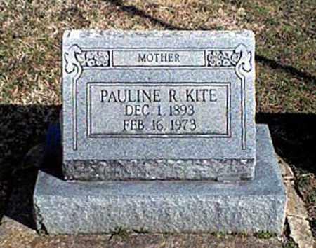 KITE, PAULINE R. - Page County, Virginia | PAULINE R. KITE - Virginia Gravestone Photos