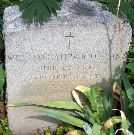 ADAMS, WILLIAM GATEWOOD - Powhatan County, Virginia | WILLIAM GATEWOOD ADAMS - Virginia Gravestone Photos