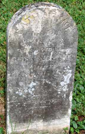 CUNNINGHAM, CATHARINE - Powhatan County, Virginia   CATHARINE CUNNINGHAM - Virginia Gravestone Photos