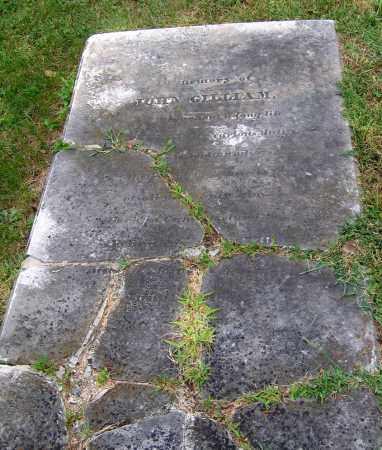 GILLIAM, JOHN - Powhatan County, Virginia   JOHN GILLIAM - Virginia Gravestone Photos