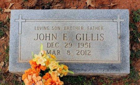 GILLIS, JOHN E. - Powhatan County, Virginia | JOHN E. GILLIS - Virginia Gravestone Photos