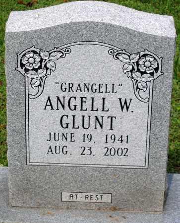GLUNT, ANGELL W. - Powhatan County, Virginia   ANGELL W. GLUNT - Virginia Gravestone Photos
