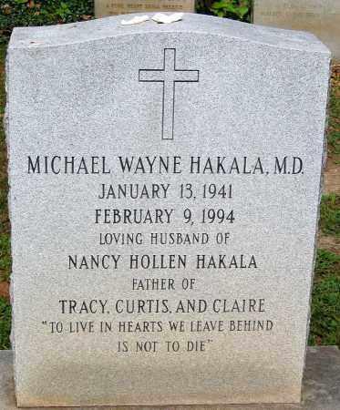HAKALA, MICHAEL WAYNE - Powhatan County, Virginia   MICHAEL WAYNE HAKALA - Virginia Gravestone Photos