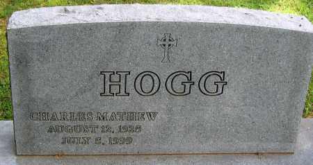 HOGG, CHARLES MATTHEW - Powhatan County, Virginia | CHARLES MATTHEW HOGG - Virginia Gravestone Photos