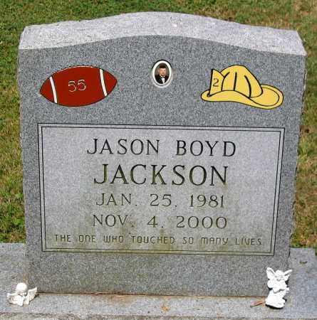 JACKSON, JASON BOYD - Powhatan County, Virginia   JASON BOYD JACKSON - Virginia Gravestone Photos
