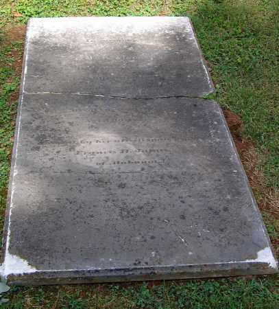 JAMES, CATHERINE - Powhatan County, Virginia | CATHERINE JAMES - Virginia Gravestone Photos