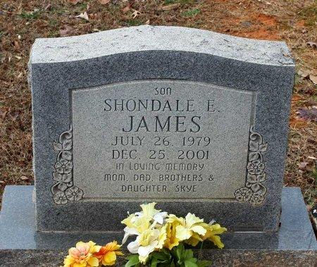 JAMES, SHONDALE E. - Powhatan County, Virginia | SHONDALE E. JAMES - Virginia Gravestone Photos