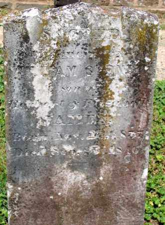 JAMES, WILLIAM SYDNEY - Powhatan County, Virginia   WILLIAM SYDNEY JAMES - Virginia Gravestone Photos