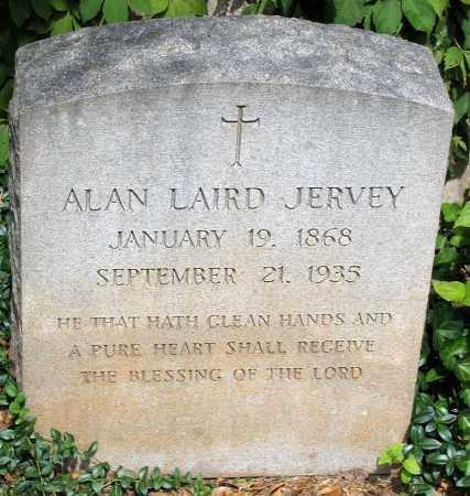 JERVEY, ALAN LAIRD - Powhatan County, Virginia   ALAN LAIRD JERVEY - Virginia Gravestone Photos