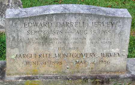JERVEY, MARGUERITE MONTGOMERY - Powhatan County, Virginia | MARGUERITE MONTGOMERY JERVEY - Virginia Gravestone Photos