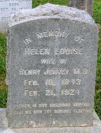 JERVEY, HELEN LOUISE - Powhatan County, Virginia   HELEN LOUISE JERVEY - Virginia Gravestone Photos