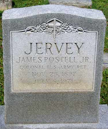 JERVEY, JAMES POSTELL JR. - Powhatan County, Virginia   JAMES POSTELL JR. JERVEY - Virginia Gravestone Photos