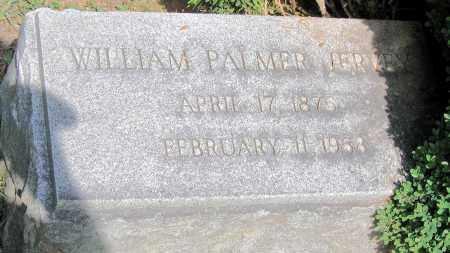 JERVEY, WILLIAM PALMER - Powhatan County, Virginia | WILLIAM PALMER JERVEY - Virginia Gravestone Photos