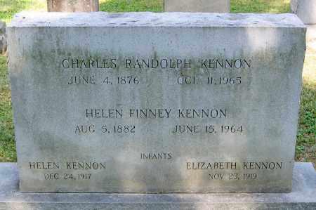 KENNON, HELEN FINNEY - Powhatan County, Virginia | HELEN FINNEY KENNON - Virginia Gravestone Photos