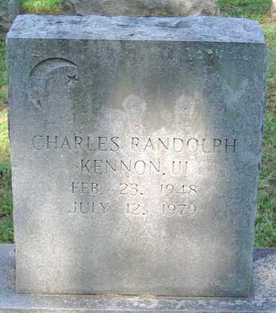 KENNON, CHARLES RANDOLPH III - Powhatan County, Virginia   CHARLES RANDOLPH III KENNON - Virginia Gravestone Photos