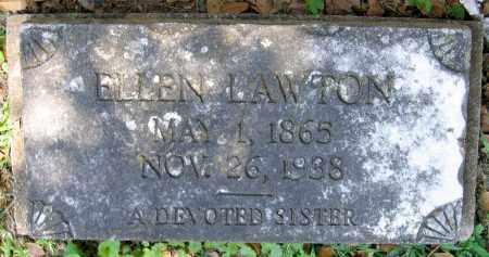LAWTON, ELLEN - Powhatan County, Virginia | ELLEN LAWTON - Virginia Gravestone Photos