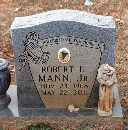 MANN, ROBERT L. JR. - Powhatan County, Virginia | ROBERT L. JR. MANN - Virginia Gravestone Photos