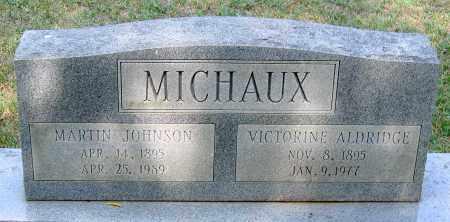 MICHAUX, VICTORINE ALDRIDGE - Powhatan County, Virginia   VICTORINE ALDRIDGE MICHAUX - Virginia Gravestone Photos