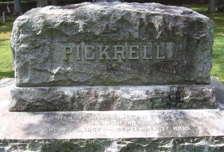 PICKRELL, JAMES MCCAW - Powhatan County, Virginia | JAMES MCCAW PICKRELL - Virginia Gravestone Photos
