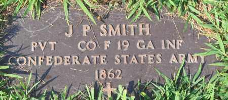 SMITH, J. P. - Powhatan County, Virginia   J. P. SMITH - Virginia Gravestone Photos