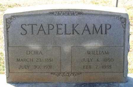 STAPELKAMP, DORA - Powhatan County, Virginia   DORA STAPELKAMP - Virginia Gravestone Photos