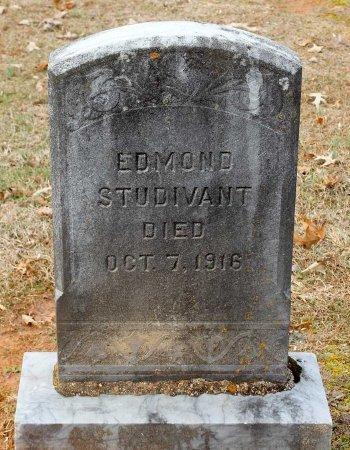 STUDIVANT, EDMOND - Powhatan County, Virginia   EDMOND STUDIVANT - Virginia Gravestone Photos