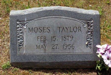 TAYLOR, MOSES - Powhatan County, Virginia | MOSES TAYLOR - Virginia Gravestone Photos