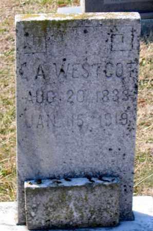 WESTCOT, L. A. - Powhatan County, Virginia   L. A. WESTCOT - Virginia Gravestone Photos