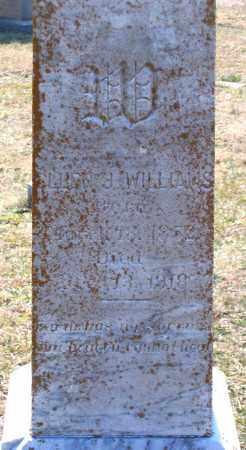 WILLIAMS, ELLEN J. - Powhatan County, Virginia | ELLEN J. WILLIAMS - Virginia Gravestone Photos