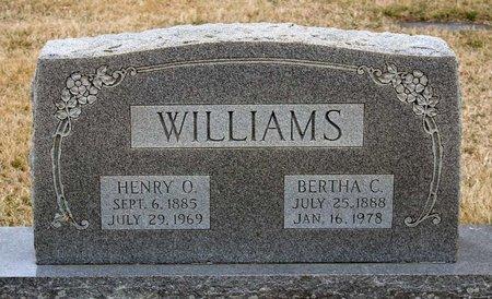 WILLIAMS, HENRY O. - Powhatan County, Virginia | HENRY O. WILLIAMS - Virginia Gravestone Photos