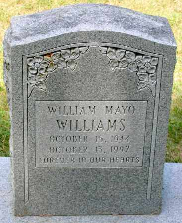 WILLIAMS, WILLIAM MAYO - Powhatan County, Virginia | WILLIAM MAYO WILLIAMS - Virginia Gravestone Photos