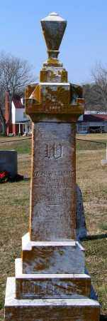 WILLIAMS, W. H. - Powhatan County, Virginia | W. H. WILLIAMS - Virginia Gravestone Photos