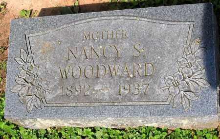 WOODWARD, NANCY S. - Powhatan County, Virginia   NANCY S. WOODWARD - Virginia Gravestone Photos